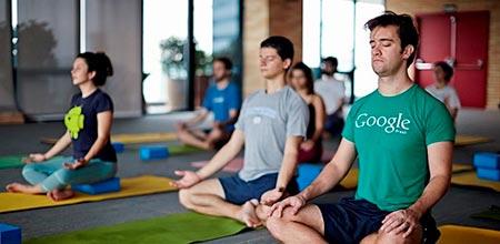 Meditação na Google