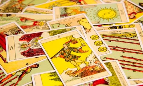 cartas do tarot e os arquétipos junguianos
